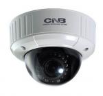 """""""CNB"""" IVP4000VR, Hybrid IP D&N IR Vandal Resistant Dome Camera"""