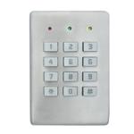 """""""miTEC"""" MKP-3210, Water-Proof and Vandal Resistant Digital Keypad"""