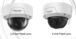 """HIKVISION"" HWI-D121H(-M) ,2 MP Fixed IR Network Dome Camera"
