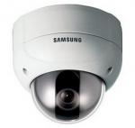 """Samsung"" SCV-2120P , 12x High Resolution Vandal-Resistant Dome Camera"