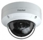 """VidoNet"" VTC-D20M2, Starlight Fix Dome IP Camera"
