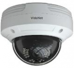 """VidoNet"" VTC-D21, Varifocal Dome IP Camera"